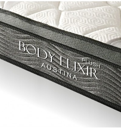 Body Exlisor Plush Mattress