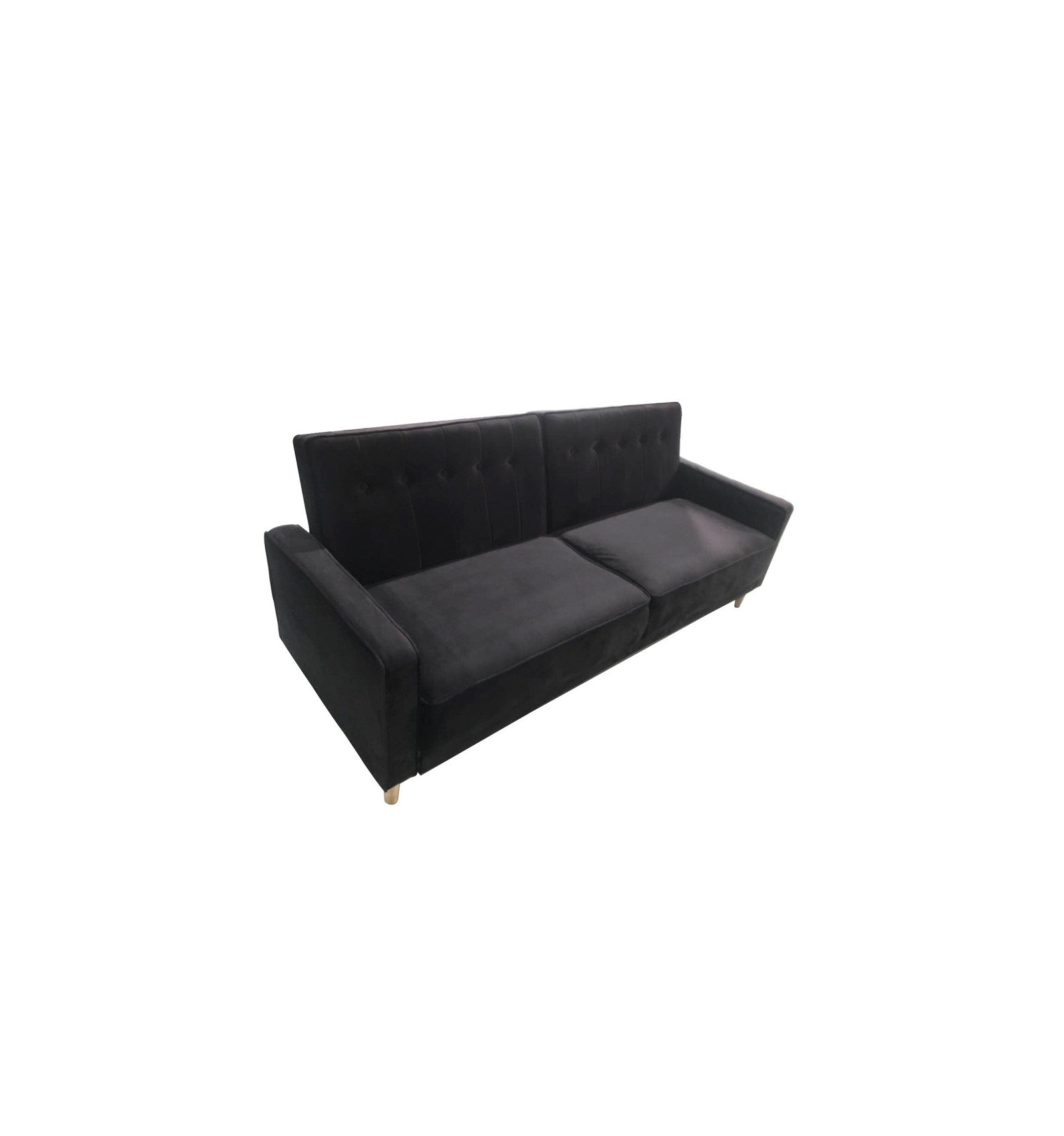 Picture of: Best Value Sofa That Converts To Sofa Bed With Velvet Cover Warehouse Direct